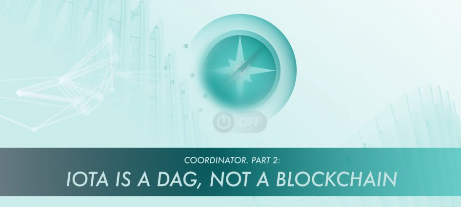 IOTA DAG not blockchain