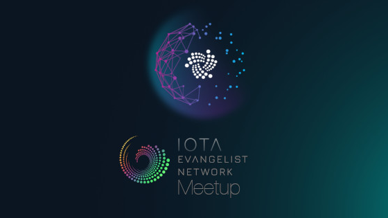 #TwoToTangle IOTA Meetup Logo