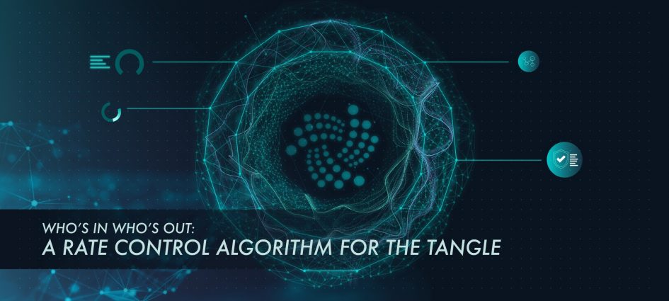 Algoritmo di controllo per il Tangle